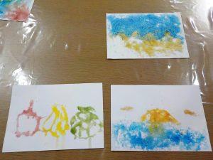 塩絵づくり 完成3