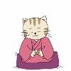 落語猫1 (100x100)